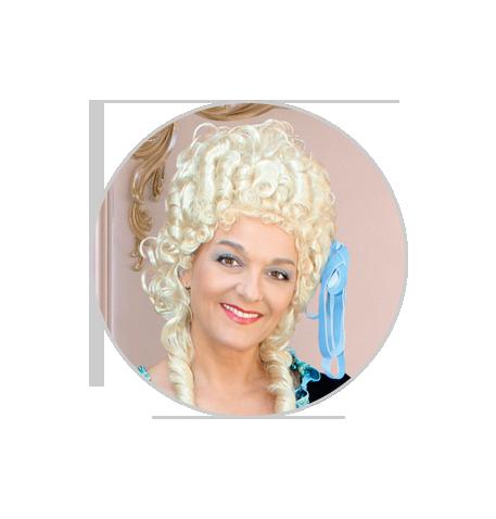 Rena Schwarz - Hochzeitsmaitresse